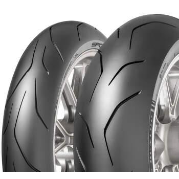 Dunlop SPORTSMART TT 190/55 ZR17 75 W sport TL hátsó