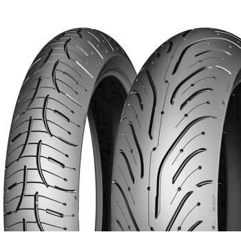 Michelin PILOT ROAD 4 120/70 ZR17 58 W sport/utazó TL első