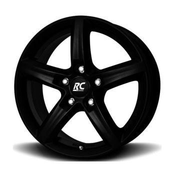 Brock RC24 (SKM) Alufelni 6,5x16 5x112 et33 cb57.1 | matt fekete