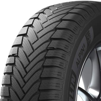 Michelin ALPIN 6 225/45 R17 91 H téli