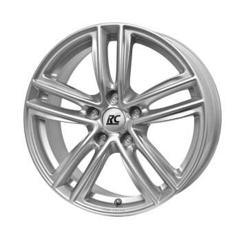 Brock RC27 (KS) Alufelni 8x18 5x120 ET40 CB67.1 | ezüst lakk