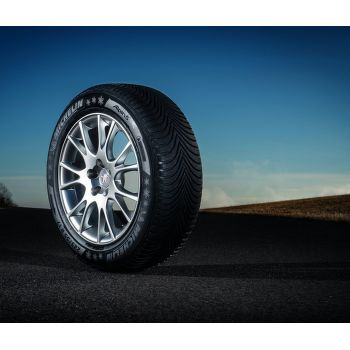 Michelin ALPIN 5 205/55 R16 91 H téli N0 - 4