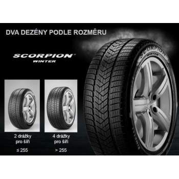 Pirelli SCORPION WINTER 215/70 R16 104 H téli XL fr - 2