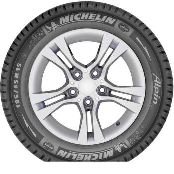 Michelin ALPIN A4 175/65 R15 88 H téli XL * greenx - 7