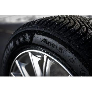Michelin ALPIN 5 205/55 R16 91 H téli N0 - 2