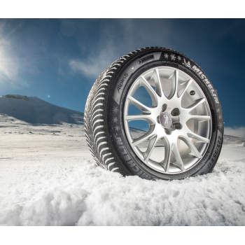 Michelin ALPIN 5 225/50 R16 96 H téli XL N0 - 4