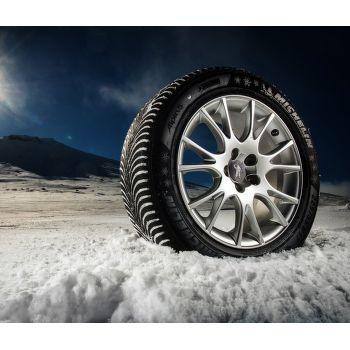 Michelin ALPIN 5 205/55 R16 91 H téli N0 - 3