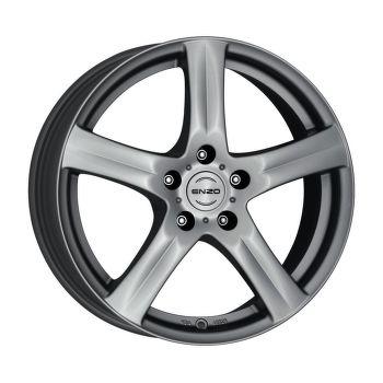 Enzo G Alufelni 6,5x16 5x105 ET38 CB56.6 | ezüst lakk