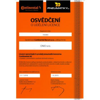 Continental SportContact 5 225/50 R17 98 Y Nyári XL FR - 4