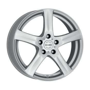 Enzo G Alufelni 7,5x17 5x100 et35 cb60.1 | ezüst lakk