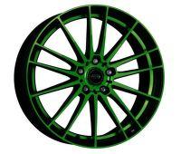 Fast Fifteen green
